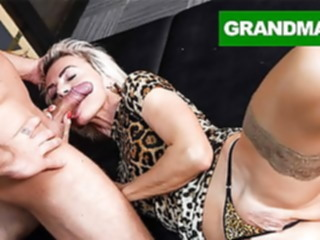 blowjob Sluttiest Granny Craving for.. hardcore