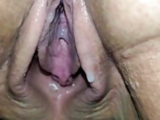 bbw 80YO GRANNY LUISA DRIPPING.. mature